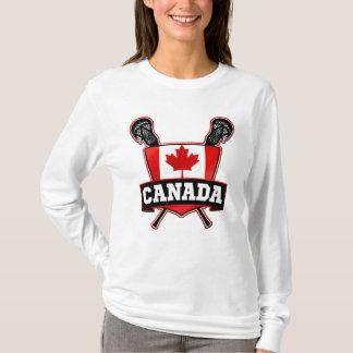 Canadian Lacrosse Tee Shirt