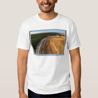 Canadian Landscape of the closed mining areas 99 T-shirt
