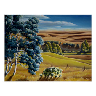Canadian Landscape Painting Posters & Prints Small