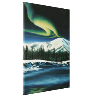 Canadian Landscape Painting Print Canvas Large
