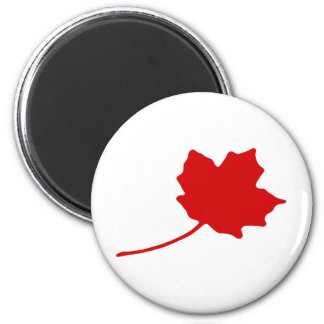 Canadian Leaf - Love Canada National Day! Magnet