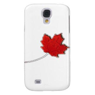 Canadian Leaf - Love Canada National Day! Samsung Galaxy S4 Case