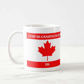 Canadian Leaf Mug