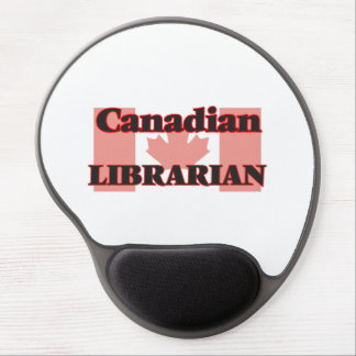 Canadian Librarian Gel Mouse Pad