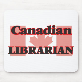 Canadian Librarian Mouse Pad