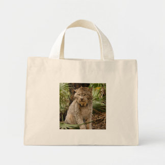 Canadian Lynx 4196e Tote Bags