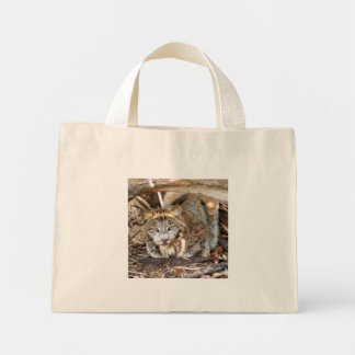 Canadian Lynx 8403e Tote Bags