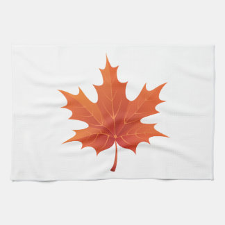 Canadian Maple Hand Towel