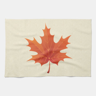 Canadian Maple Kitchen Towels