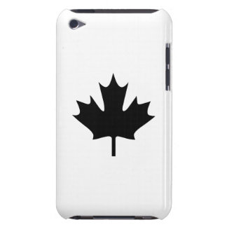 Canadian Maple Leaf Barely There iPod Cases