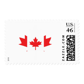 canadian maple leaf - canada postage stamp