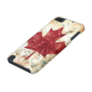 Canadian Maple Leaf iPod Touch (5th Generation) Cases
