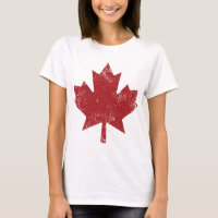 Canadian t-shirts