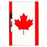 Canadian Maple Leaf Dry-Erase Boards