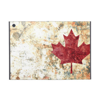 Canadian Maple Leaf Cases For iPad Mini