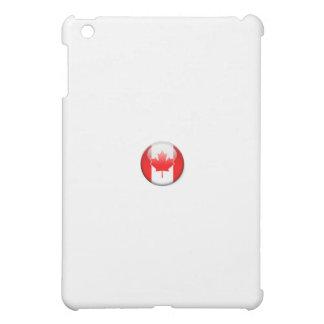 CANADIAN MAPLE LEAF iPad MINI COVER