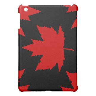 Canadian Maple Leaf  iPad Mini Covers