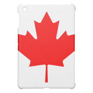 Canadian Maple Leaf iPad Mini Cases