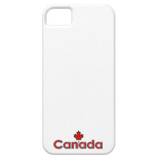 Canadian Maple Leaf iPhone SE/5/5s Case