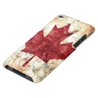 Canadian Maple Leaf iPod Touch Case-Mate Case