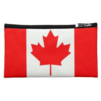 Canadian Maple Leaf Makeup Bag