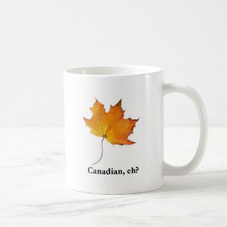 Canadian Maple Leaf Mug