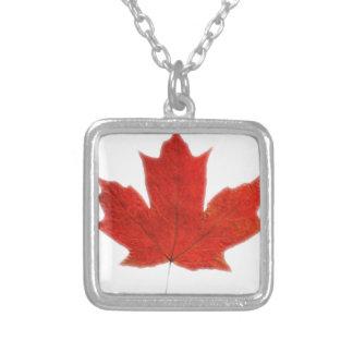 Canadian... Maple leaf Pendant