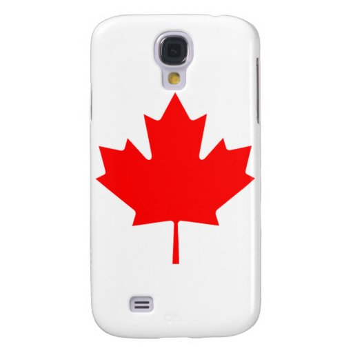 Canadian Maple Leaf Samsung Galaxy S4 Cover