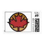 Canadian Maple Leaf Stamps