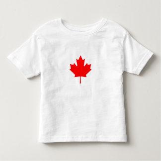 Canadian Maple Leaf Toddler T-shirt