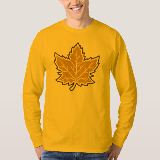 Canadian Maple Leaf Vintage Style CANADA T Shirt