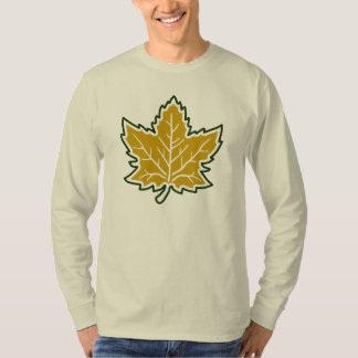Canadian Maple Leaf Vintage Style CANADA Tee Shirt
