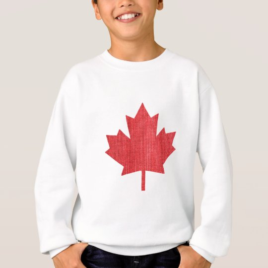 Canadian Maple Sweatshirt