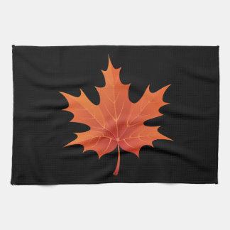 Canadian Maple Towel