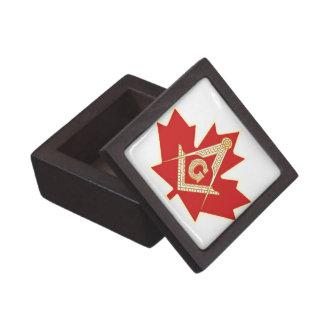 CANADIAN MASON PREMIUM GIFT BOXES