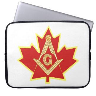 CANADIAN MASONS COMPUTER SLEEVE