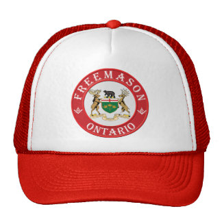Canadian Masons Trucker Hat