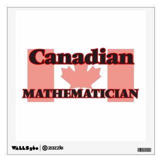 Canadian Mathematician Wall Graphics