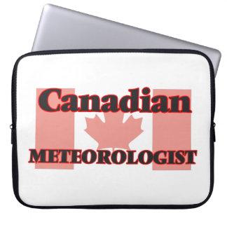 Canadian Meteorologist Computer Sleeves
