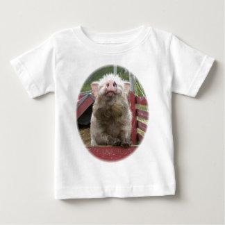 Canadian Miniature Pig 42a Baby T-Shirt