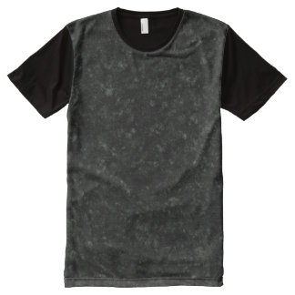 Canadian Mist Stone Pattern Background - Luxurious All-Over-Print T-Shirt