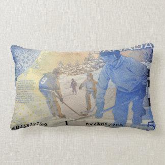 Canadian Money Mojo Pillow