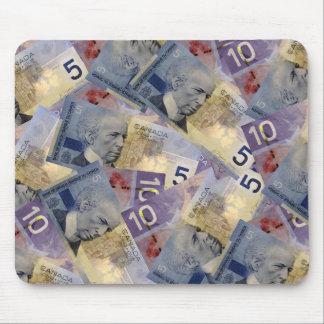 Canadian Money Mousepad