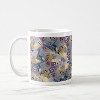 Canadian Money Mug