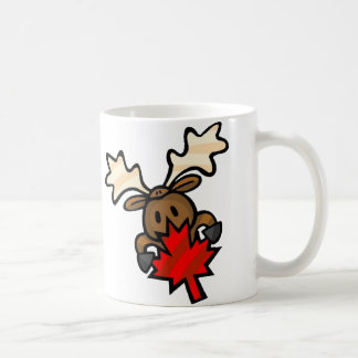 Canadian Moose Coffee Mug