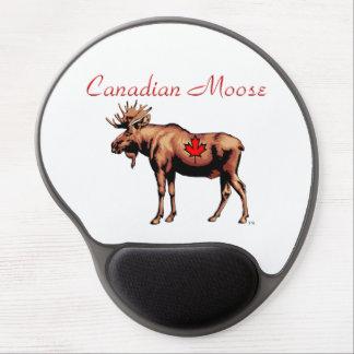 Canadian Moose Gel Mouse Pad