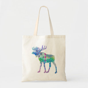 Canadian Moose Tote Bag 71119a4712187