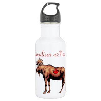 Canadian Moose Water Bottle
