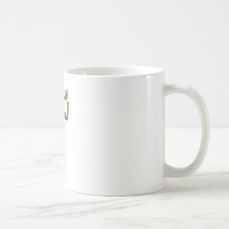 Canadian Moose with muscles Coffee Mug