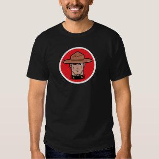 Canadian Mountie Shirt